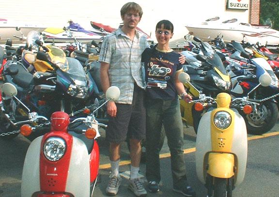 Honda Dealership Ma >> Action Geek Scooter World